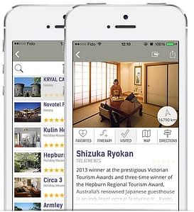 Mobile solutions for Tourism Boards