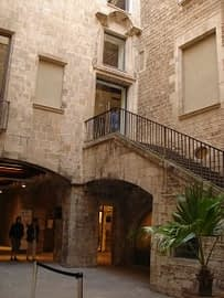 The Picasso Museum in Barcelona