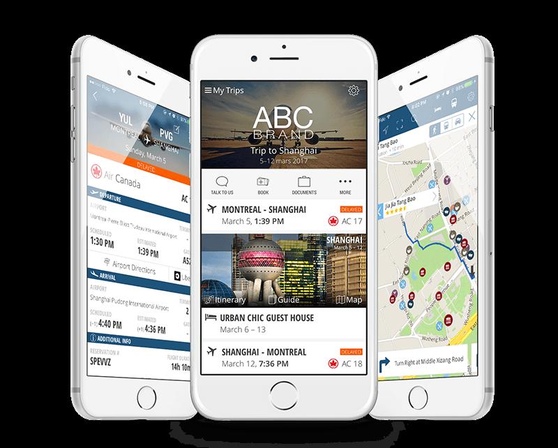 Radius Mobile App