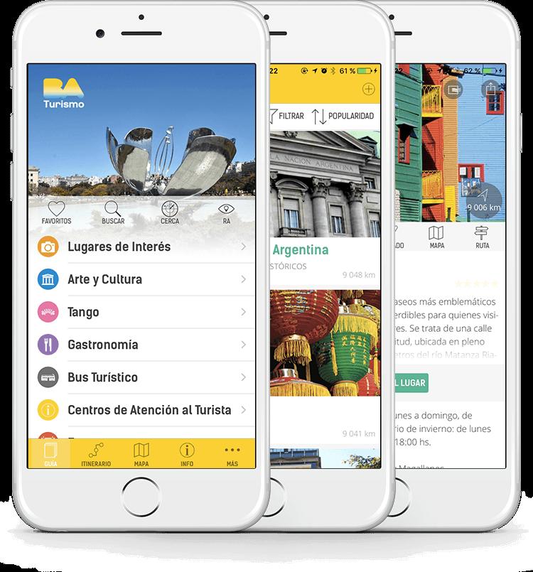 Buenos Aires App