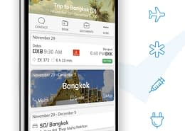 New mTrip Travel App