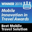 Best Mobile Travel Solution Award