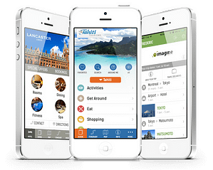 mTrip mobile solutions