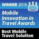 Best Mobile Travel Solution Award