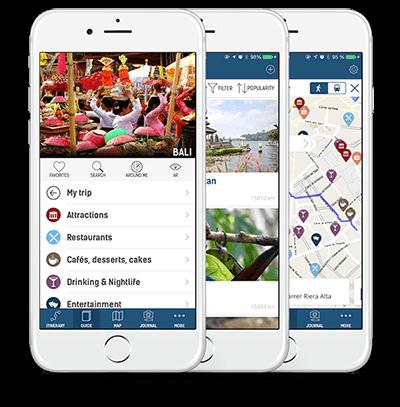 Offline Destinations Guides & Maps
