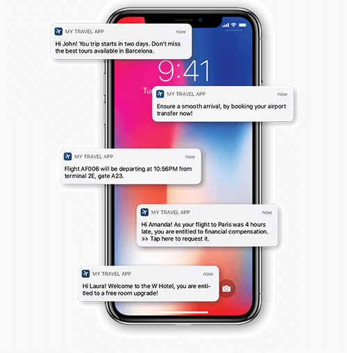 Dynamic Contextual Messaging