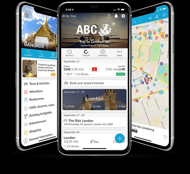 White-label Travel App