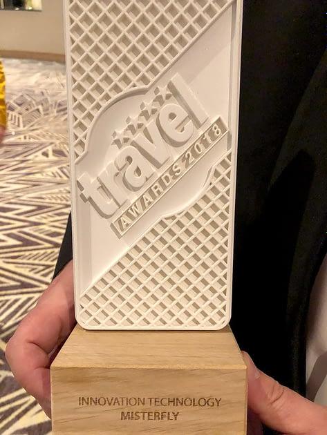 Innovation Technology Award